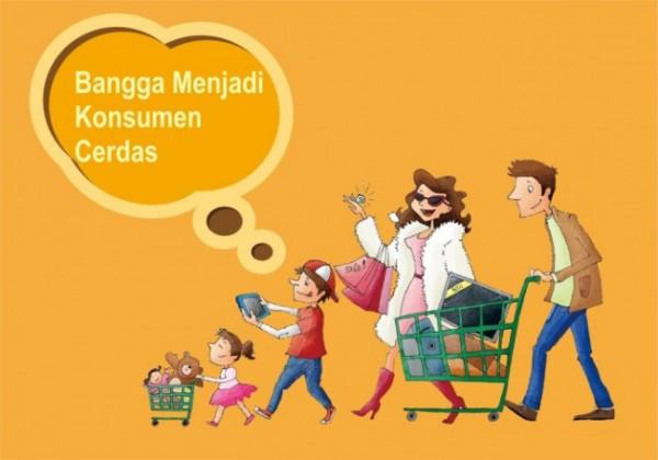 Ilustrasi konsumen cerdas (istimewa)