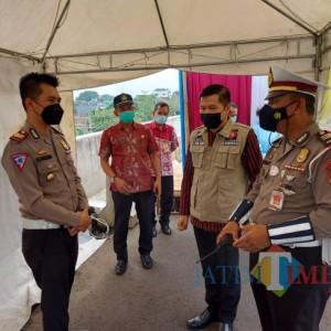 Sadar Dilewati Wisatawan, Kasatlantas Polresta Malang Kota yang Baru Lakukan Ini