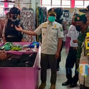 Antisipasi Keramaian di Pusat Perbelanjaan, Pasukan Gabungan Kota Batu Bakal Sidak Secara Berkala