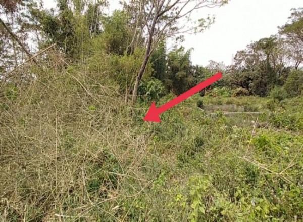 Lokasi makam korban mutilasi di Pasar Besar yang berada di makam Prodeo TPU Sukorejo, Kota Malang (Anggara Sudiongko/MalangTIMES)