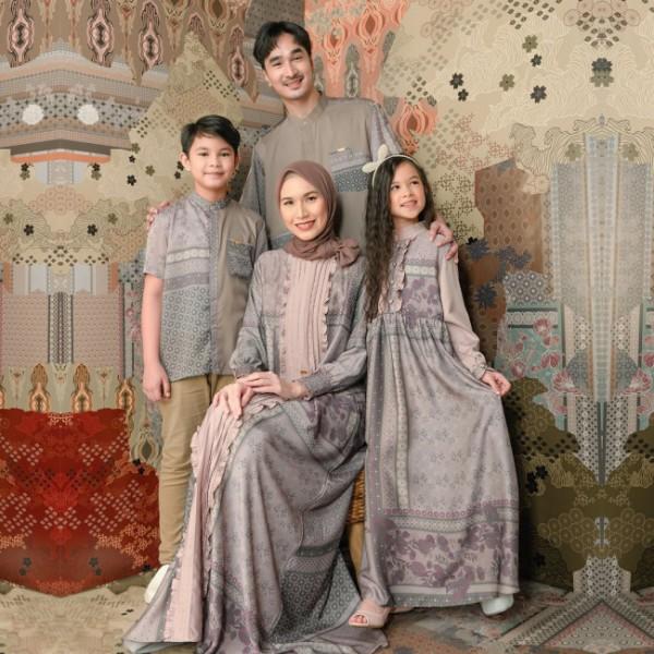 Outfit Lebaran Keluarga (Dok. Instagram @muda.official)