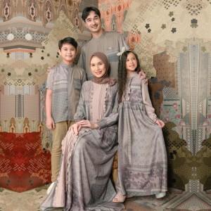 Lebaran dengan Keluarga, Ini Rekomendasi Outfit yang Bisa Dicoba Agar Terlihat Kompak