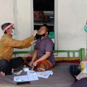Cegah Sebaran Covid-19, Polisi Tracing Para Pekerja Migran Indonesia yang Baru Tiba di Pamekasan