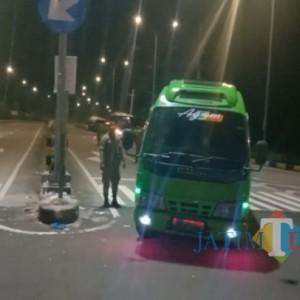 Hari Pertama, 162 Kendaraan Pemudik di Jombang Diminta Putar Balik