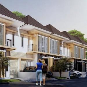 Terjual 90 Persen, Townhouse The Kalindra Jadi Pilihan Hunian Terbaik di Malang