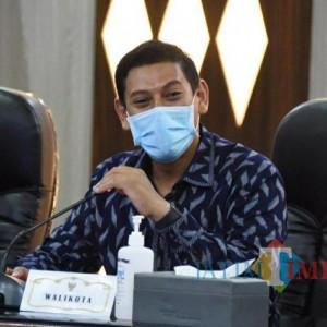 Wali Kota Kediri Bersama Forkopimda dan Ulama Ajak Masyarakat Salat Idul Fitri di Rumah