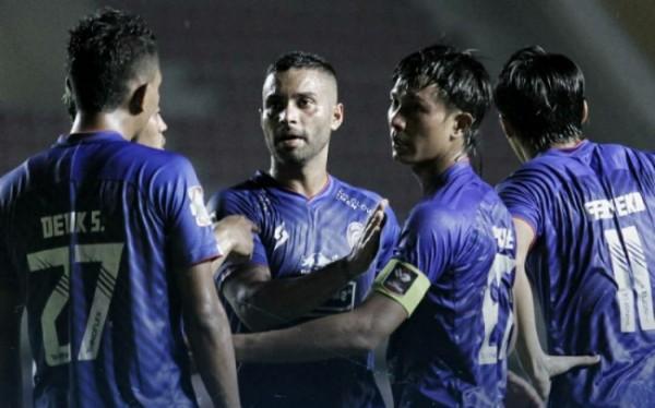 Arema FC (Foto: Istimewa).