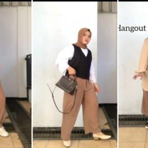 Cara Stylish Pakai Celana Tidur untuk Outfit Harian, Boleh Dicoba Nih!