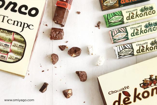 Cokelat tempe De Konco. (Foto: source google).