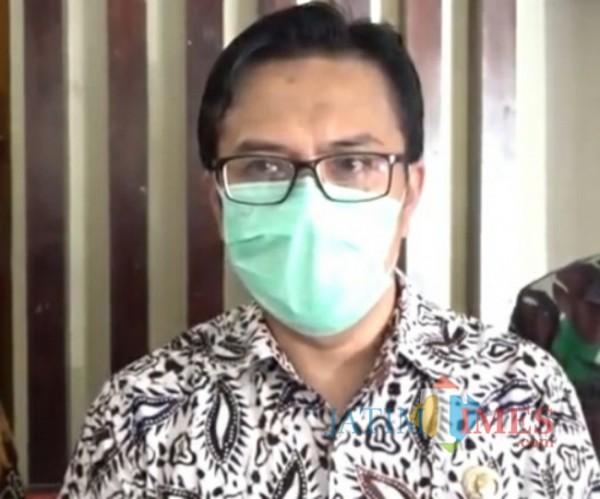 Kepala Dinas Koperasi Perindustrian dan Perdagangan (Diskopindag) Kota Malang M. Sailendra. (Ahmad Amin/MalangTIMES)