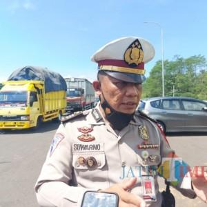 Tiga Hari Berjalan, Total Ada 38 Mobil yang Diarahkan Putar Balik di Pospam Exit Tol Madyopuro Malang