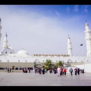 Indahnya Quba, Masjid Pertama yang Didirikan Rasulullah