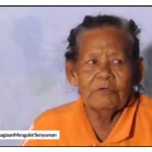 Kisah Pilu Nenek 100 Tahun, Tinggal di Rumah yang Bau Menyengat dan Sempit