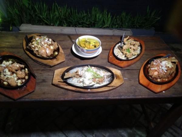 Olahan Bandeng 'Bangzat' yang menggoyang lidah para pecinga kuliner pedas. (Foto: Istimewa).