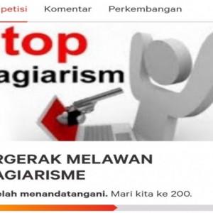 Muncul Petisi Online, Desak Pihak Terkait Tindaklanjuti Indikasi Plagiasi Bacarek UIN Malang