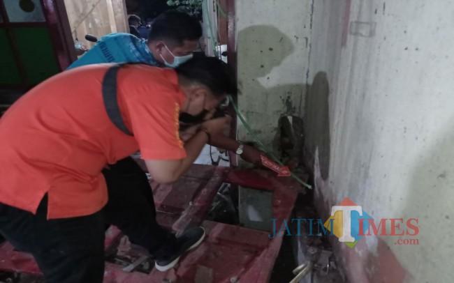 Paling Baru, Ketel Setrika di Tulungagung Meledak, Tabung Terlempar dan 2 Bocah Jadi Korban