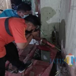 Ketel Setrika di Tulungagung Meledak, Tabung Terlempar dan 2 Bocah Jadi Korban
