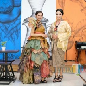Batik Ecoprint Kota Batu Mulai Digemari Peminat Lokal hingga Internasional
