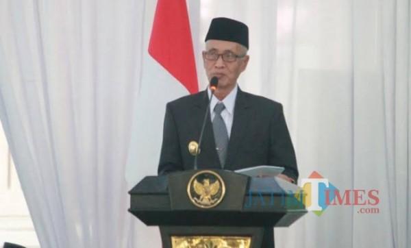 Bupati Bondowoso Salwa Arifin (Foto: Abror Rosi/JatimTimes)