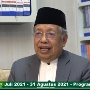 Kultum Ramadan Unisma, Prof Imam Suprayogo Sampaikan Al-Quran sebagai Pedoman Hidup