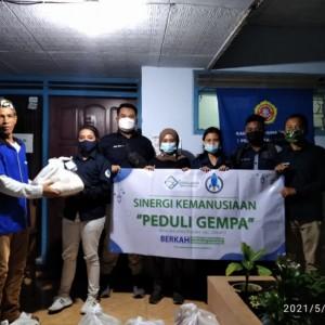 Lewat FST Peduli, Unikama Ukir Senyum Anak Yatim dan Korban Terdampak Gempa di Kabupaten Malang