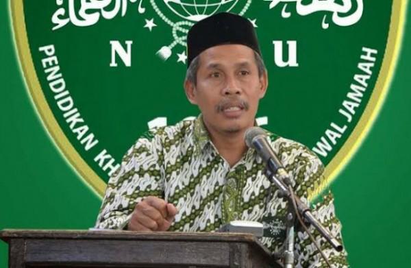 Ketua PWNU Jatim KH Marzuki Mustamar. (Foto: ist)