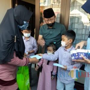 Meski Pandemi, Wasekjen DPP REI Tri Wediyanto Ajak Istri Berbagi Pertama Kali