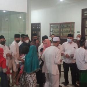 Peduli, 45 Wakil Rakyat Kota Malang Bersama PWI Malang Raya Santuni 150 Anak Yatim