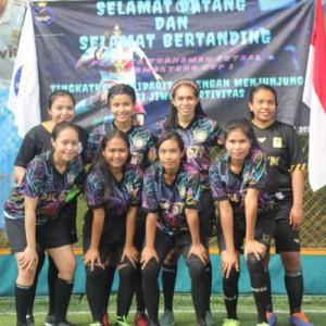 Tim Permasteng Unikama Jadi Juara 1 Turnamen Futsal