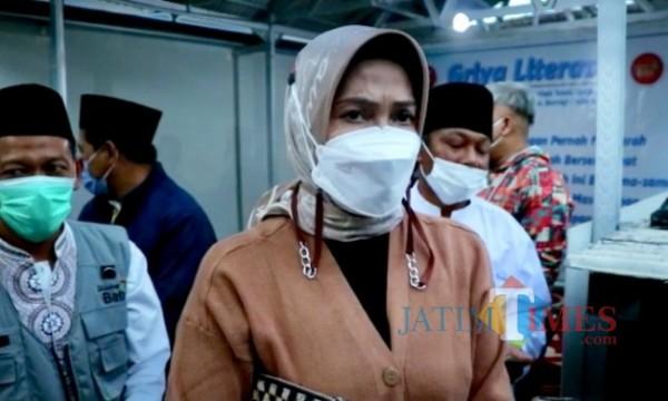 Wali Kota Batu Dewanti Rumpoko. (Foto: Irsya/BatuTIMES)