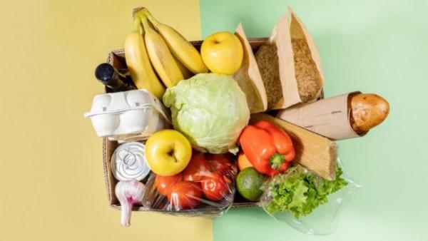 Ilustrasi pola makanan sehat (Ist)