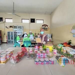Kue Lebaran Karya Warga Lapas Perempuan Malang Banjir Order, Digemari Pegawai dan Masyarakat Umum