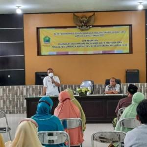Maksimalkan Peran LKS, Dinsos-P3AP2KB Dorong Pembentukan Forum Komunikasi Lembaga Kesejahteraan Sosial