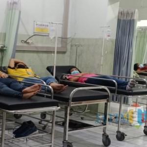 Polisi Periksa HRD hingga Pedagang Cecek Terkait Keracunan Massal Karyawati Pabrik di Jombang