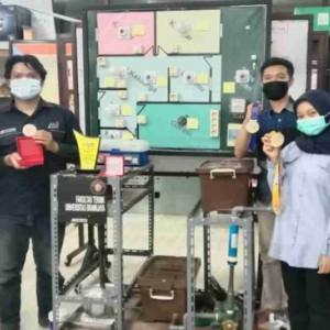Keren, Mahasiswa ini Ubah Limbah Panas Cair Pabrik Gula Menjadi Energi Listrik