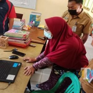 Aksi Pencurian SDN di Jombang Terekam CCTV