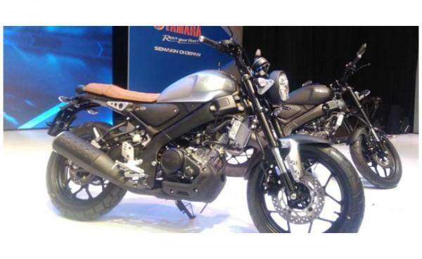 Retro Yamaha XSR 155 (Foto: Dream.co.id0