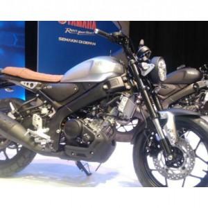 Rilis Warna Baru, Begini Penampakan Motor Retro Yamaha XSR 155!