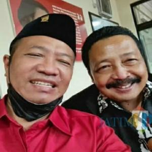 Gatut Sunu Berhasil Dapat Rekom Wabup Tulungagung, Bambang AS Hormati Keputusan Partai