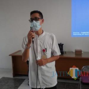 Puskesmas Paspan Gelar Vaksinasi untuk Lansia