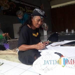 Lestarikan Budaya Nusantara, Ki Tulus Pilih menjadi Perajin Kuda Lumping