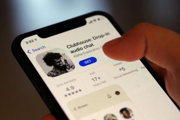 Aplikasi Clubhouse (Global Times)