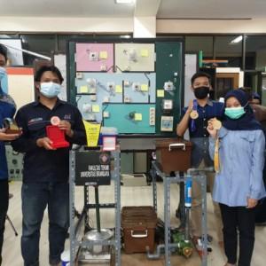 Alat Pengolah Limbah Cair Panas Buatan Mahasiswa FT UB Dipatenkan, Begini Proses Kinerja Alatnya