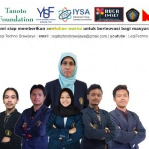 Mahasiswa FT UB Berhasil Ciptakan Alat Pengolah Limbah Cair Panas Menjadi Energi Listrik dan Air Bersih