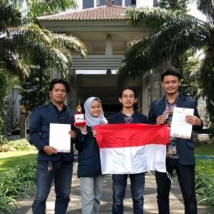 Sabet Gold Medal di Ajang Internasional, Lima Mahasiswa FT UB Ubah Limbah Jadi Energi