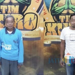 Dua Warga Lumajang Diamankan Polisi Saat Bantu Pemudik Hindari Penyekatan