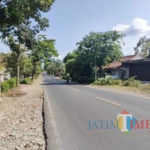 Lebaran Tanpa Mudik, Ini Penampakan Jalan Nasional Klakah Yang Biasanya Macet