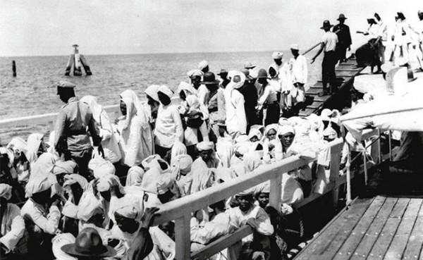 Jamaah haji di zaman kolonial (Foto: Historia)