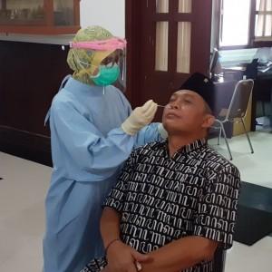 Libur Lebaran Tuntas, Anggota Dewan Kota Malang Dites Covid-19