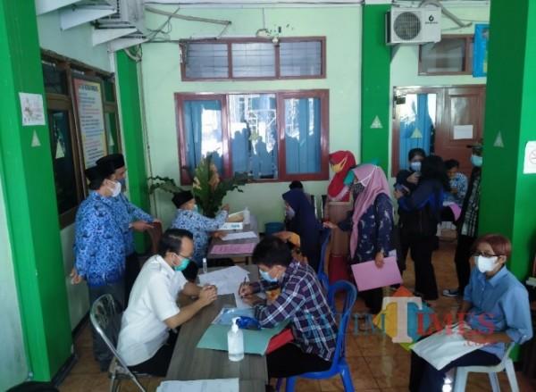 PPDB Jalur Prestasi Lomba di Disdikbud Kota Malang (Anggara Sudiongko/MalangTIMES)
